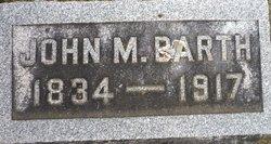 John M. Barth