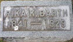 Fredericka K. Barth