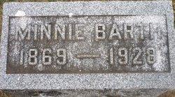 Minnie Barth