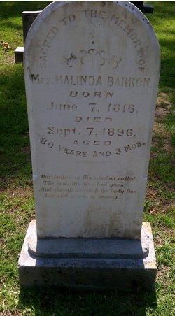 Malinda <i>Felder</i> Barron