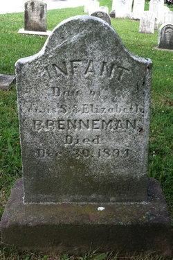 Infant female Brenneman