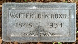 Walter John Hoxie