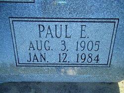 Paul E Sales