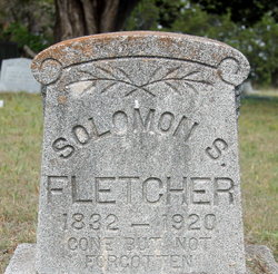 Solomon Stephen Fletcher