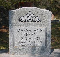 Massa Ann Berry