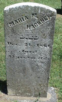 Maria M. Hackney