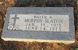 Hattie <i>Murphy</i> Slaton