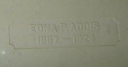 Edna Pearl <i>Chamberlain</i> Addis
