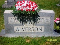 Buna <i>Sitz</i> Alverson