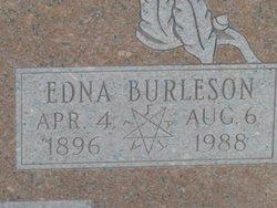 Edna Burleson Locker