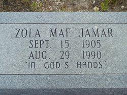 Zola Mae Jamar