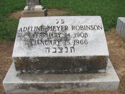 Adeline <i>Feinstein</i> Meyer Robinson