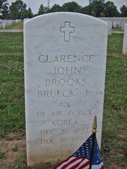 Clarence John Brooks Brueck, Jr