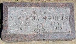 Wilmetta <i>Stafford</i> McMullen