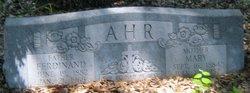 Mary Ahr