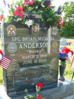 Spec Brian Michael Anderson