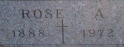 Rose A <i>Devers</i> Conway
