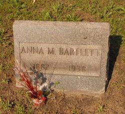 Anna M Bartlett