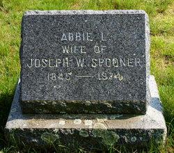 Abbie Louise <i>Pope</i> Spooner
