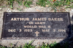 Arthur James Baker