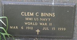 Clem Carlisle Binns