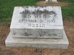 Arthur T Meyer