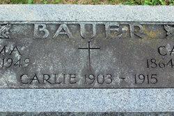Charlie Bauer