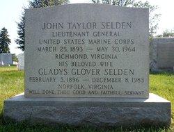Gladys <i>Glover</i> Selden