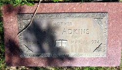 Nora <i>George</i> Adkins