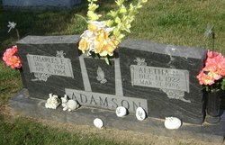 Charles F Adamson