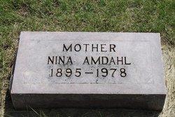 Nina <i>Iverson</i> Amdahl