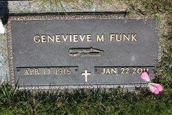Genevieve M. <i>Smith</i> Funk