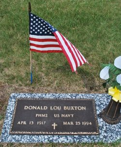 Donald Lou Buxton