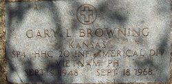 Spec Gary Lee Browning