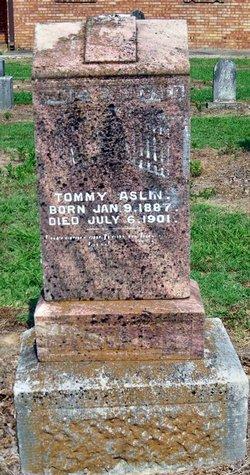 Tommy Aslin