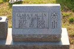 Clara V <i>Howard</i> Allen
