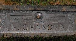 Bertha M <i>Hainsworth</i> Johnson