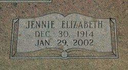 Jennie Elizabeth <i>Rush</i> Condra