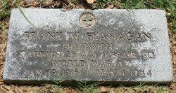 Capt Frank W. Flanagan