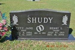 Betty Jane <i>Reed</i> Shudy