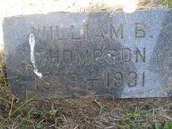 William B Thompson