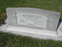 Ruby Delilah <i>Allred</i> Albright