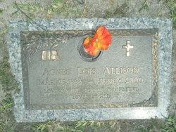 Agnes Lois <i>Birks</i> Allison