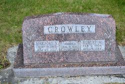 Robert Monaghan Crowley