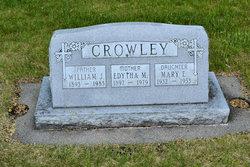 Edytha M <i>Havernick</i> Crowley