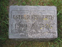 Esther Eiswerth