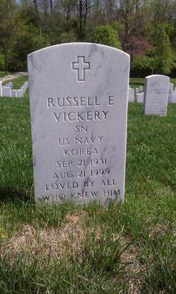 Russell E Vickery