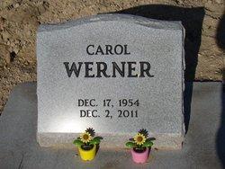 Carol Kay <i>Hagerty</i> Werner