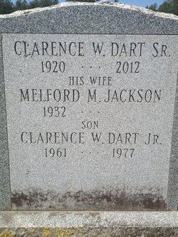 Clarence W. Dart, Jr