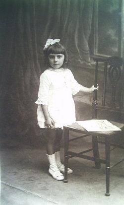 Frances Alice <i>Wood</i> Purnell